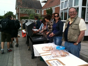 Bacon Butty Sales 2011